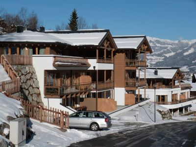 Appartement Kaprun Glacier Estate Penthouse met sauna