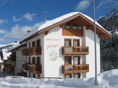 Chalet-appartement Sella Ronda