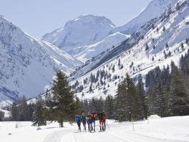 Skidorp Champagny le Haut