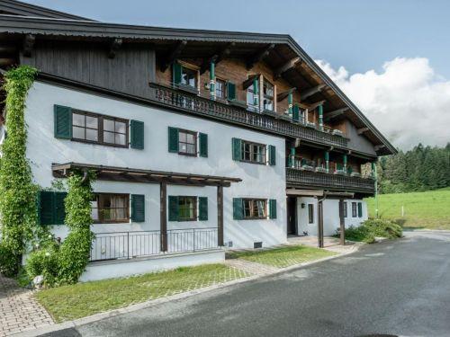 Appartement Blick am Kaiser - 4 personen