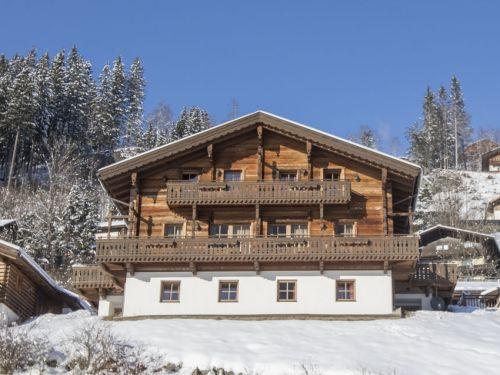 Chalet Schöneben Bauernhaus Westzijde met Sauna - 10-12 personen