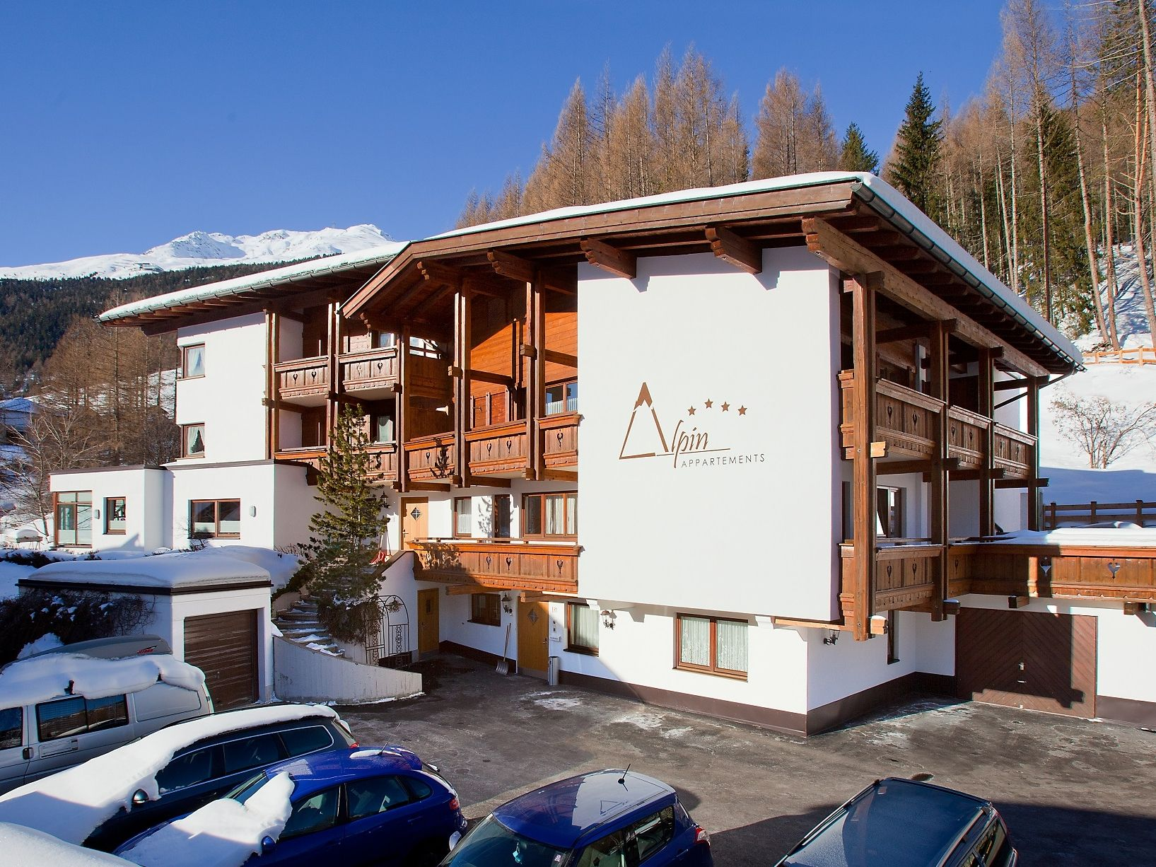 Appartement Alpin Rotkogel - 8-10 personen