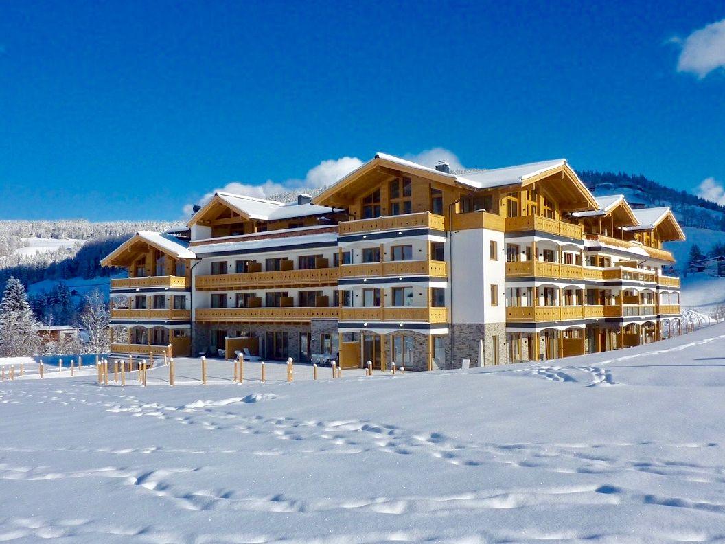 Appartement Residenz Drachenstein Wildschönau Begane grond - 4 personen