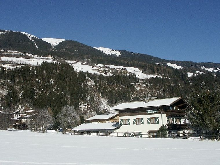 Chalet-appartement Nationalpark - 8-10 personen