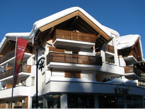 appartement Gerlos - Chalet-appartement Dorferapartment inclusief catering