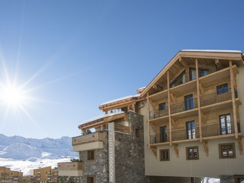 Chalet-appartement Cocoon-3