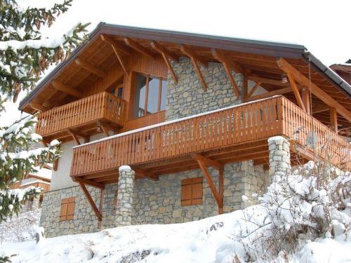 Chalet De Vallandry Ekseption met sauna - 12-14 personen