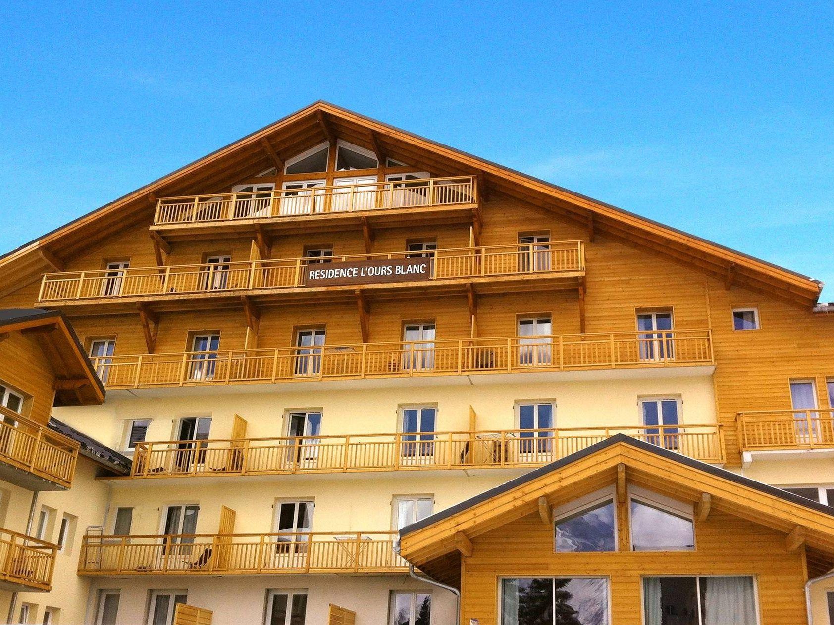 Appartement L'Ours Blanc - 2-4 personen