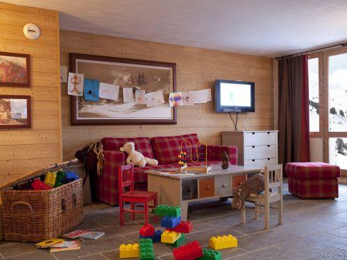 Appartement La Marelle et Le Rami - 4-7 personen