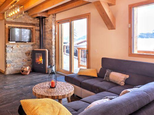 Chalet Paradise Star met sauna en buiten-jacuzzi - 12 personen