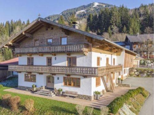Appartement Glonersbuhelhof Top 2 - 10-12 personen