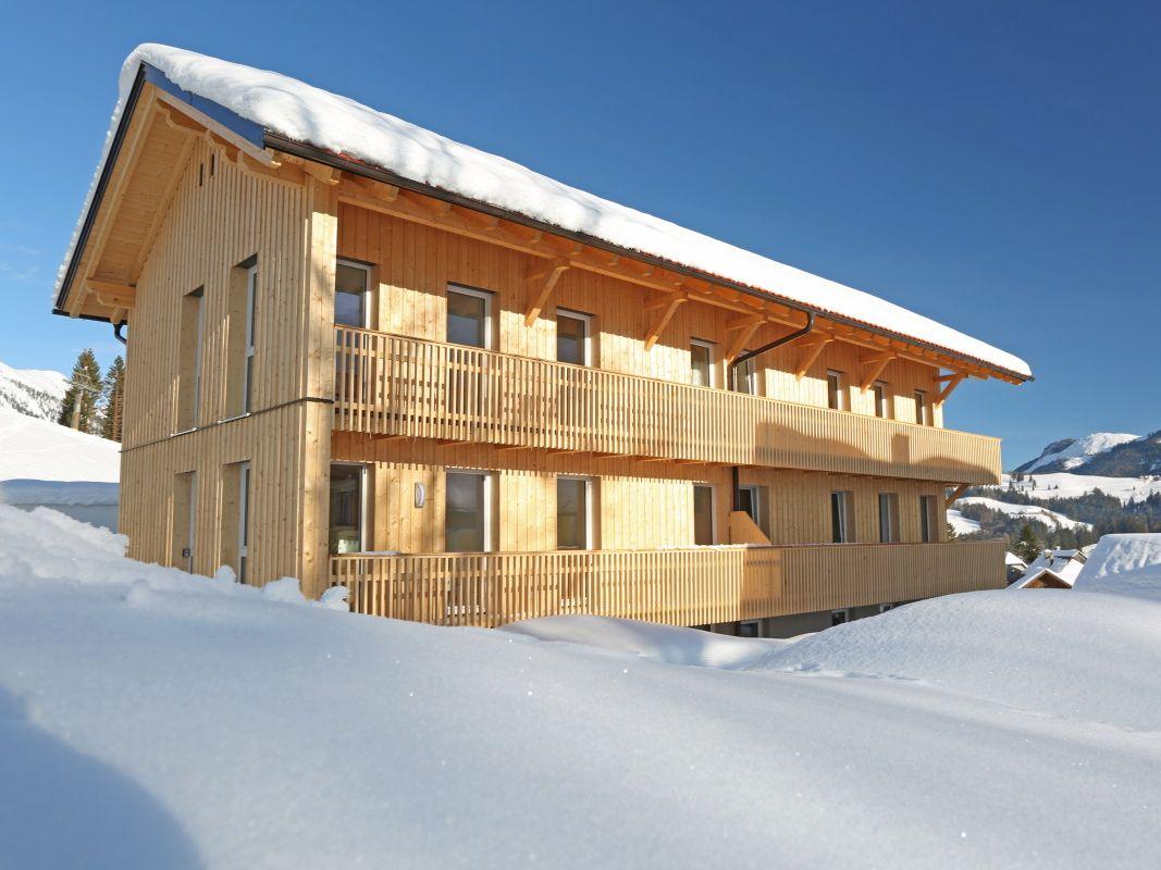 Appartement Grimming Lodges Top 8 - 2-4 personen