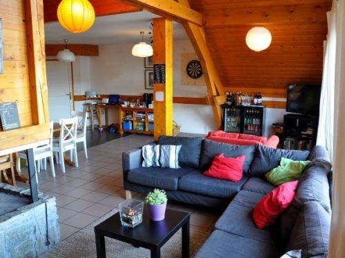 Chalet Oz Gelinotte inclusief catering, sauna en jacuzzi - 18-20 personen