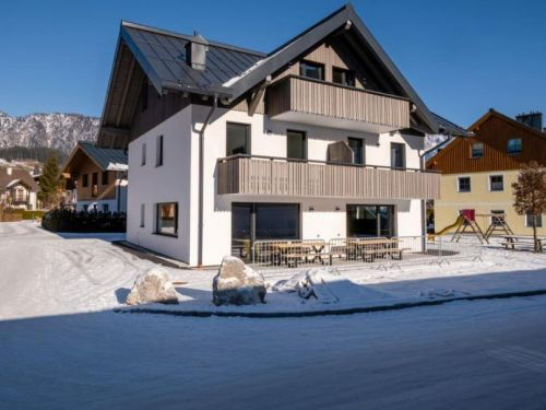 Chalet-appartement With Guts Living - 8 personen