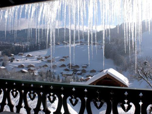Chalet-appartement Fleur des Alpes Gentiane - 7-9 personen