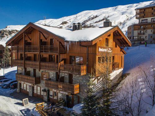 Chalet-appartement Geffriand met cabine - 12 personen