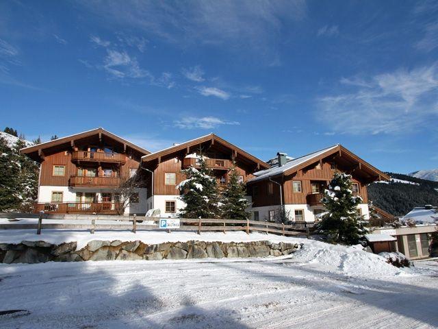 Chalet-appartement Alpina - 4-5 personen