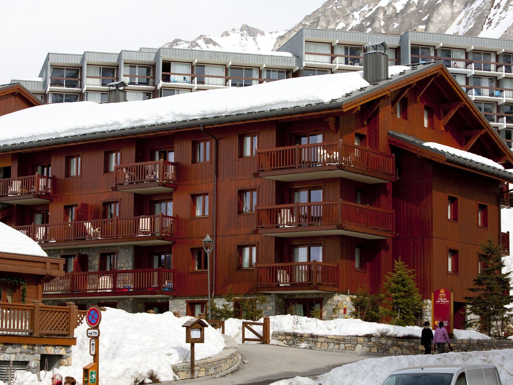 Appartement Résidence MGM L'Ecrin des Neiges - 4-6 personen