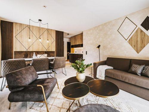 Appartement Glemm by Avenida Bergzicht met privé-sauna - 4-6 personen