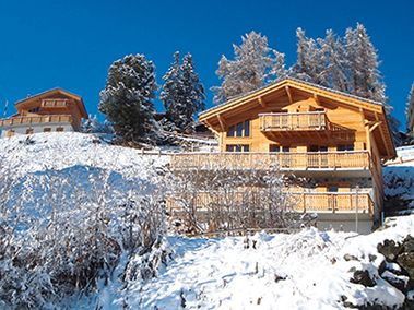 Chalet Paradis des 4 Vallees met privé-sauna en jacuzzi-bad - 8 personen