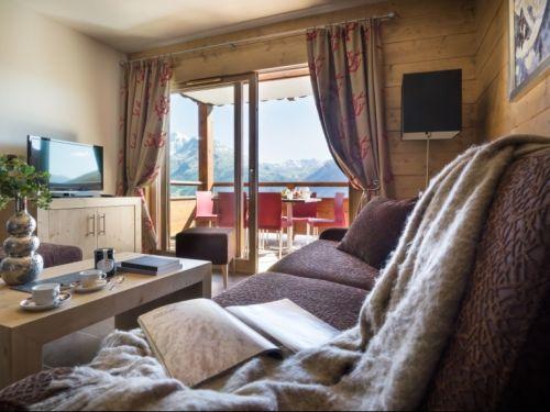 Chalet-appartement CGH Le Lodge Hemera - 4-6 personen