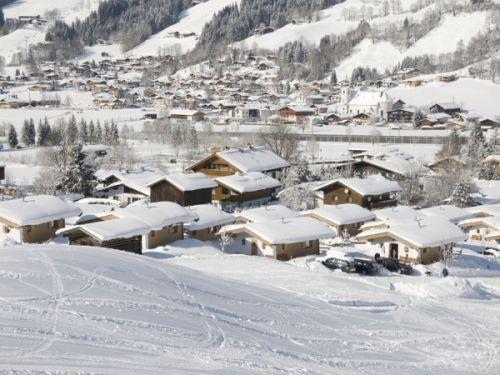 Chalet Resort Brixen max. 3 volwassenen en 3 kinderen (t/m 17 jaar) - 3-6 personen
