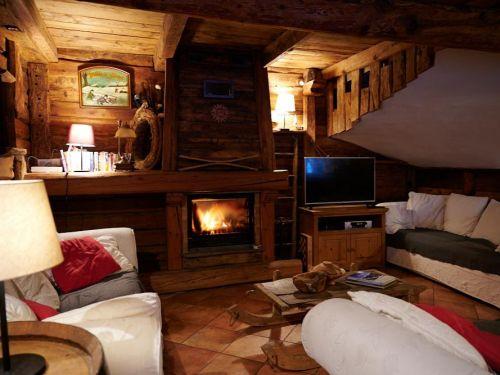 Chalet La Grange d'Alice inclusief catering, sauna en buiten-jacuzzi - 14 personen