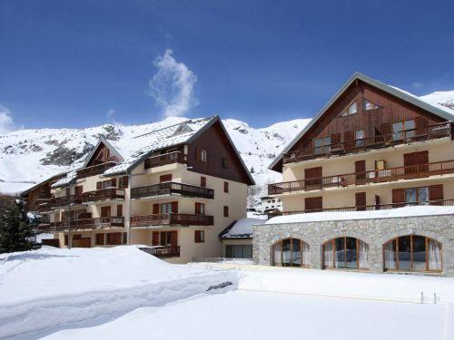 Appartement Résidence Les Sybelles - 4-6 personen