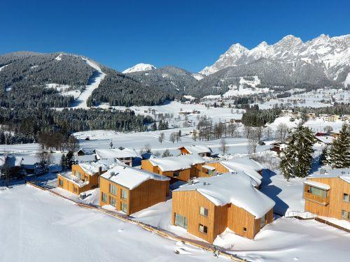 Chalet-appartement Rittis Alpin Chalet-appartement met sauna - 2-4 personen