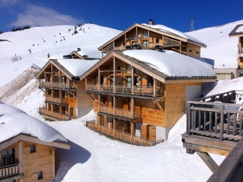 Chalet-appartement Les Portes du Grand Massif Type A - 6-8 personen