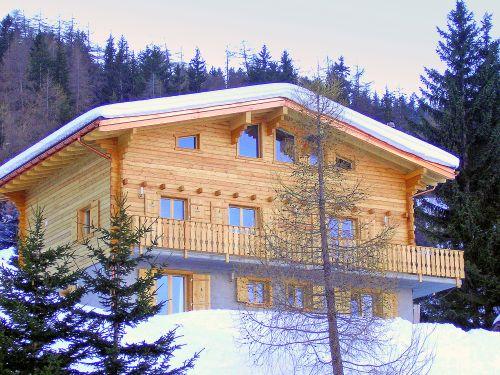 Chalet Charmille met sauna en buiten-whirlpool - 14 personen