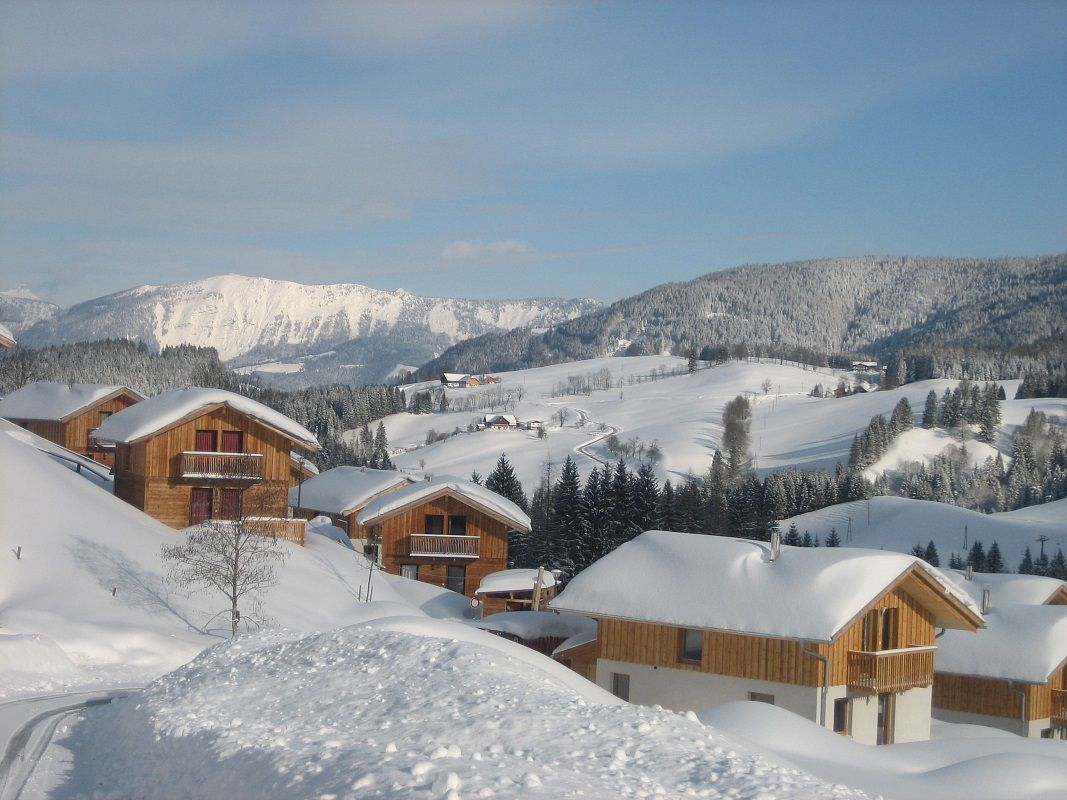 Chalet Alpendorf Dachstein-West Gamsblume - 6 personen