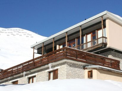 Chalet-appartement Canvolan