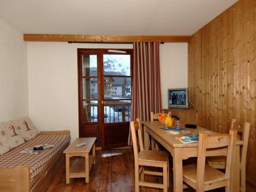 Chalet-appartement l'Orée des Pistes zonder balkon - 2-5 personen