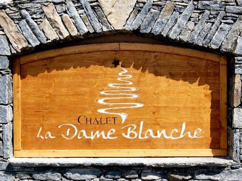 Chalet-appartement Dame Blanche met cabine en open haard - 8 personen