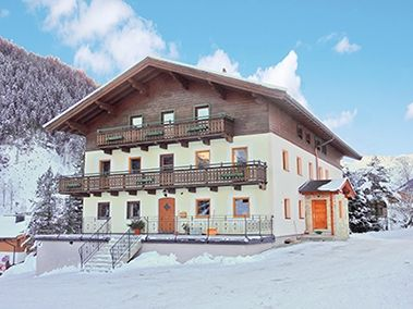 Berghof Appartement Hinterglemm