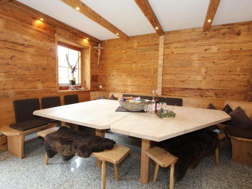 Chalet-appartement Britzerhof - 18 personen