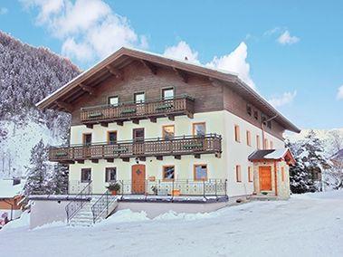Chalet-appartement Berghof begane grond - 4 personen
