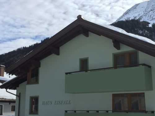 Chalet Eisfall inclusief catering - 12-15 personen