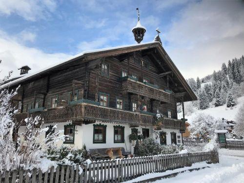 Chalet-appartement Hauserbauer - 6 personen