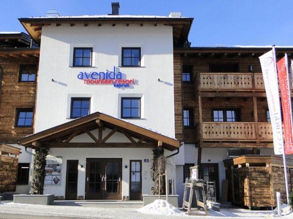 Appartement avenida mountain resort met mezzanine 6 8 pers kaprun - Mezzanine accommodatie ...