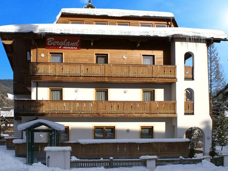 Appartement Bergland - 2-4 personen