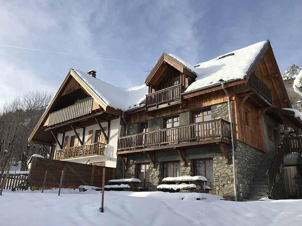 Chalet-appartement Clovis met privé-sauna - 10-12 personen