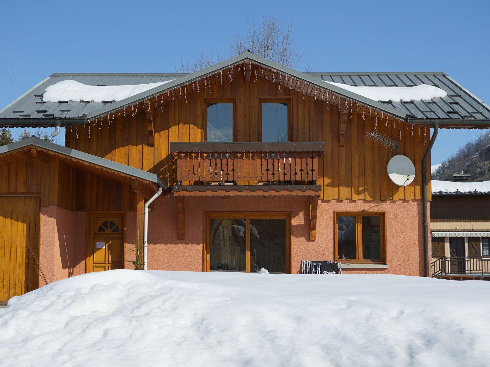 Chalet Lacuzon met privé-sauna - 12 personen