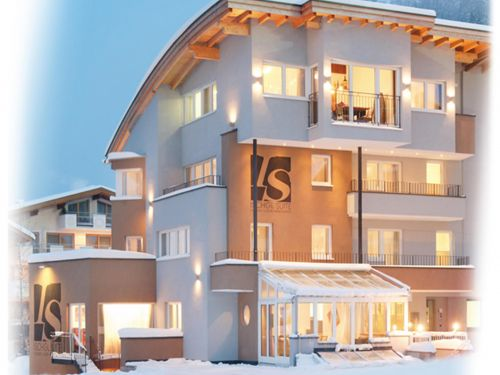 Chalet-appartement Ischgl Suite zondag t/m zondag Privacy - 2 personen