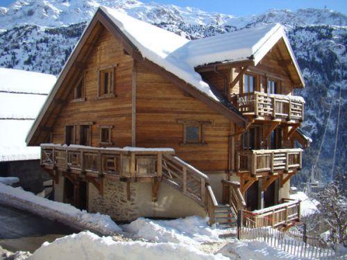 Chalet-appartement Le Grenier de Germaine - 4-6 personen