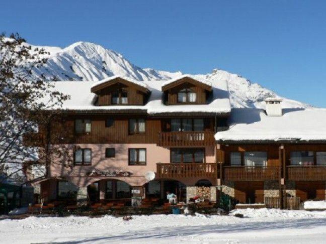 Appartement Résidence Le Dahlia met cabine - 2-4 personen