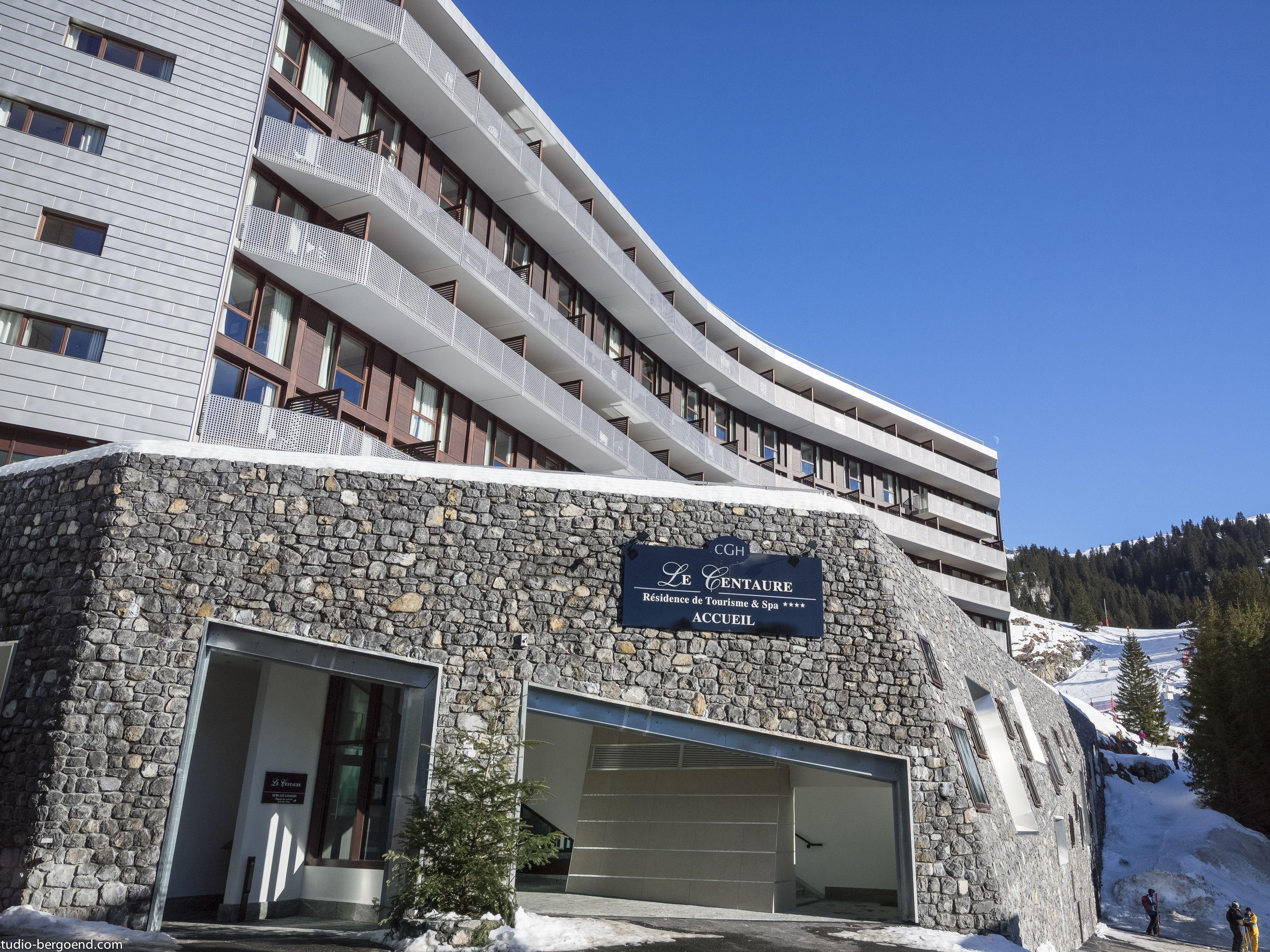 Chalet-appartement CGH Le Centaure - 4-6 personen