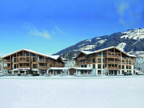 Appartement Residenz Illyrica Tirol studio - 2 personen