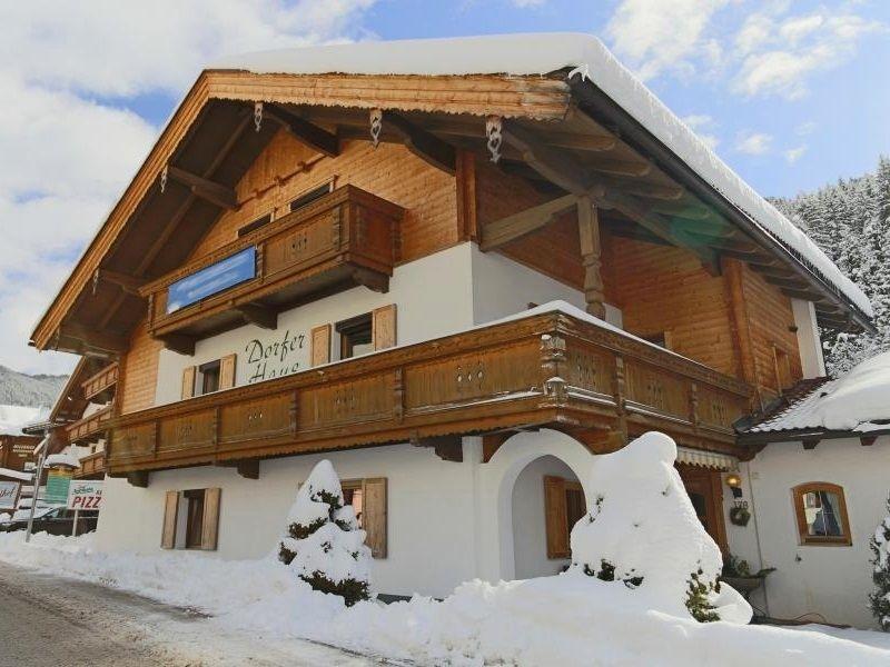Chalet Gerlosberg - Chalet Dorferhaus inclusief catering